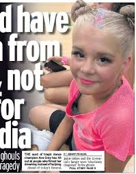 PressReader - Daily Record: 2020-08-18 - You should have saved Ava from  drowning, not record it for social media