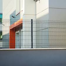 China 2019 China New Design Triangle Bend Wire Mesh Fence V Fold Fence Yeson Factory And Manufacturers Yeson