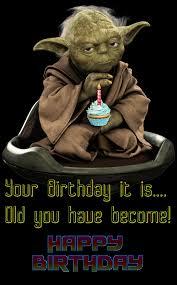 happy birthday funny yoda happy birthday happy birthday meme