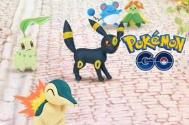 Pokémon Go - Gen 2 Pokédex from the Johto region in Gold and ...