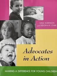 Advocates in Action: Amazon.co.uk: Robinson: 9781928896012: Books