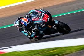Bradley Smith's Moto2 return ends with a crash - The Checkered Flag