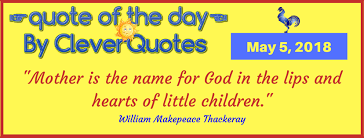 cleverquotes quote of the day archives