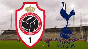 Royal Antwerp vs Tottenham highlights ...