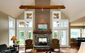 double sided fireplace s two gas