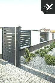 16 Fabulous Bamboo Fencing Extension Ideas Bamboo Extension Fabulous Fenci Bamboo Extension In 2020 Fence Gate Design Modern Fence Design Fence Wall Design