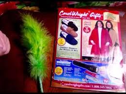 flipping thru carol wright gift catalog