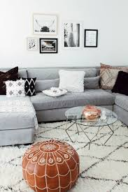 14 ways to style a grey sofa in your