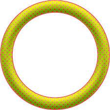 Etiquetas Circulares Con Lunares Para Imprimir Gratis Clipart