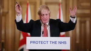 Watch again: Boris Johnson tightens ...