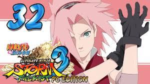 Naruto Shippuden Ultimate Ninja Storm 3 Full Burst Episode 32 - Jinchuuriki  Battle Royal (Part 2) - YouTube