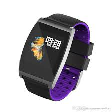 qs05 wristband smart watch with blood