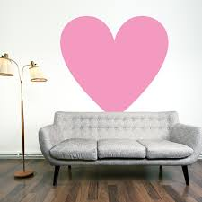 I Heart You Heart Wall Decal Heart Wall Stickers Vinyl Wall Stickers