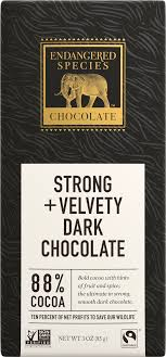 panther 88 cocoa dark chocolate
