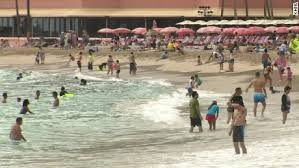 Hawaii's Waikiki Beaches Closed After 500,000 Gallon Sewage Spill