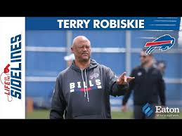 Buffalo Bills Life on the Sidelines: Terry Robiskie - YouTube