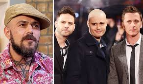 Five: Abz Love says the band won't have a reunion amid selling Brit Award  on Ebay | Celebrity News | Showbiz & TV | Express.co.uk