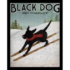 Vintage Ski Signs: Amazon.com