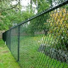 China Commercial And Residential 1 5inch Chain Link Fencing In Kenya China Chain Link Fence Wire Mesh