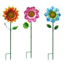 secret solar garden stake variety