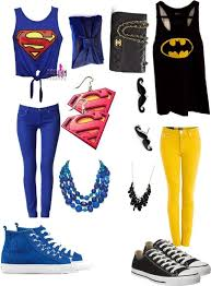 Pin by Addie Beck on - Hair/Fashion.   Friend outfits, Batman outfits, Best  friend outfits