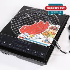 Bếp hồng ngoại cơ Sunhouse SHD6011 đen - Shop VnExpress