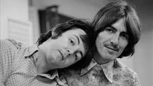 Paul McCartney Pays Tribute To George Harrison On The Beatle's 77th  Birthday - Cosmic : Cosmic