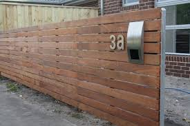 Merbau Slat Top Class Fencing And Gates Fence Design Backyard Pergola Timber Gates