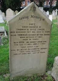 Effie Jones (Unknown-1923) - Find A Grave Memorial