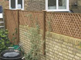 Lattice Diamond Garden Trellis Trellis Made To Measure London