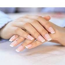 acrylic fake nails single type of