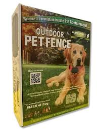 Outdoor Pet Fence For Dogs
