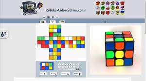 rubik s cube solver 𝗧𝗵𝗲 𝗕𝗲𝘀𝘁 𝗙𝗿𝗲𝗲