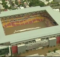 SUNCORP STADIUM MILTON 2011 FLOOD ...