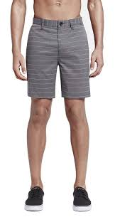 hurley layover short pants black men s