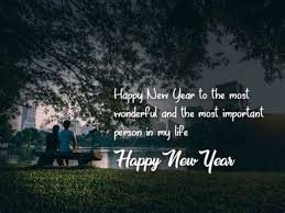 happy new year for love bf and gf prom hugs