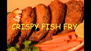 Crispy Fish Fry Recipe In Marathi ...