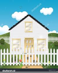 House Picket Fence Clipart Free Images At Clker Com Vector Clip Art Online Royalty Free Public Domain