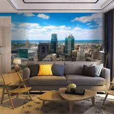 Wallpaper Wall Mural Kansas City Missouri Skyline View From City Hall Kansas Landscape Self Adhesive Removable Peel Stick Wall Decor Home Craft Wall Decal Wall Poster Sticker For Living Room