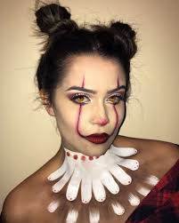 the cutest and creepy halloween makeup