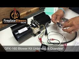 gfk 160 blower kit unboxing overview