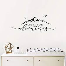 Product Reviews We Analyzed 740 Reviews To Find The Best Travel Quotes Wall Decals