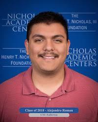 Alejandro Roman | Nicholas Academic Centers