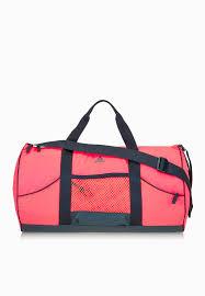 pink um performance travel bag