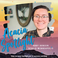"""Acacia Counseling and Wellness - Check out our Acacia Spotlight on Abby  Hansen, LPCC on acaciacw.com/blog! On what she enjoys most about being a  clinician, Abby says, """"In general, seeing transformation and"""