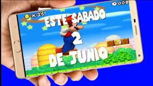 Mario Bros Video Tarjeta Invitacion Digital Cumpleanos 20 000