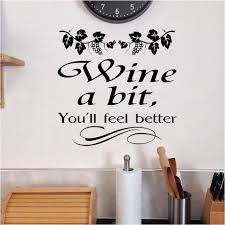 Wine A Bit Wall Decal By Mommyneedsabeer On Etsy 15 00 Wall Decals Etsy Wall