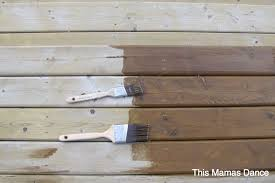Creating A Beautiful Outdoor Space Staining Deck Deck Stain Colors Patio Stain