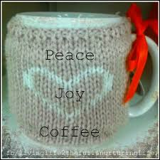 peace joy coffee quotes