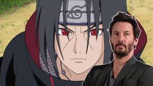 Naruto Meets Keanu Reeves In Impressive New Crossover